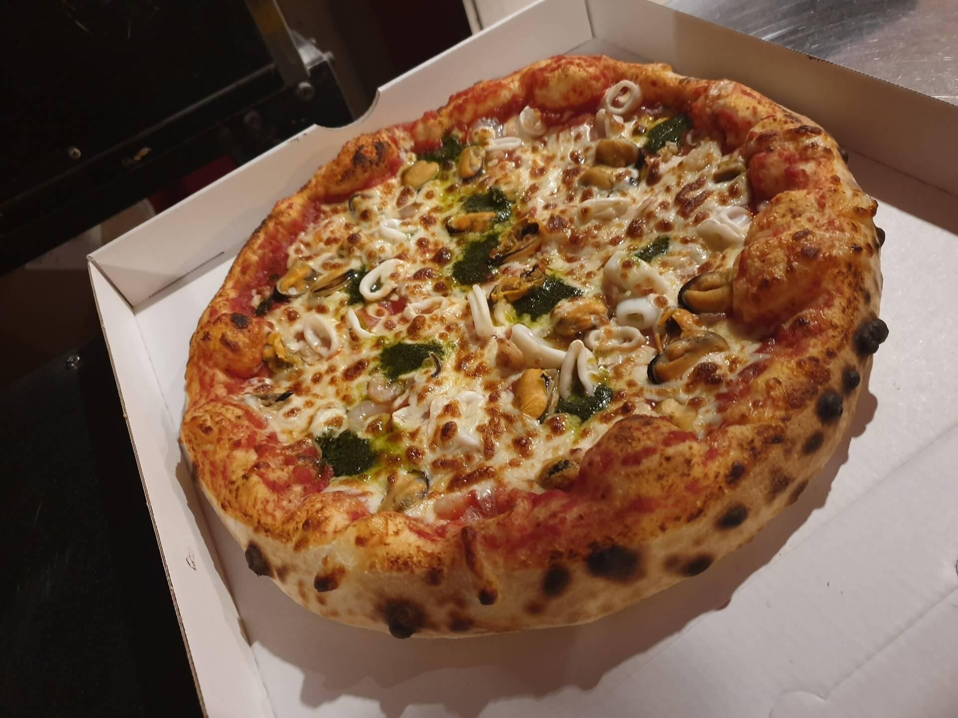 pizza à emporter à Thionville